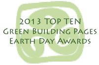 GBP 2013 Earth Day Awards Logo