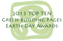 GBP 2013 Earth Day Awards Logo
