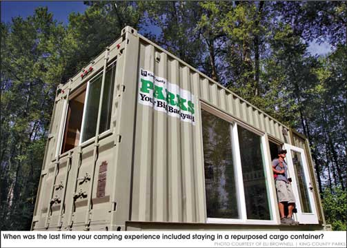 CampingContainer